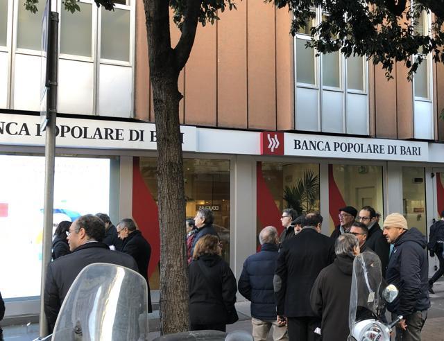 Banca Popolare di Bari, Antonio Blandini afferma: 'è stata messa in sicurezza dal punto di vista patrimoniale dunque bisognerà attuare le misure previste dal piano industriale