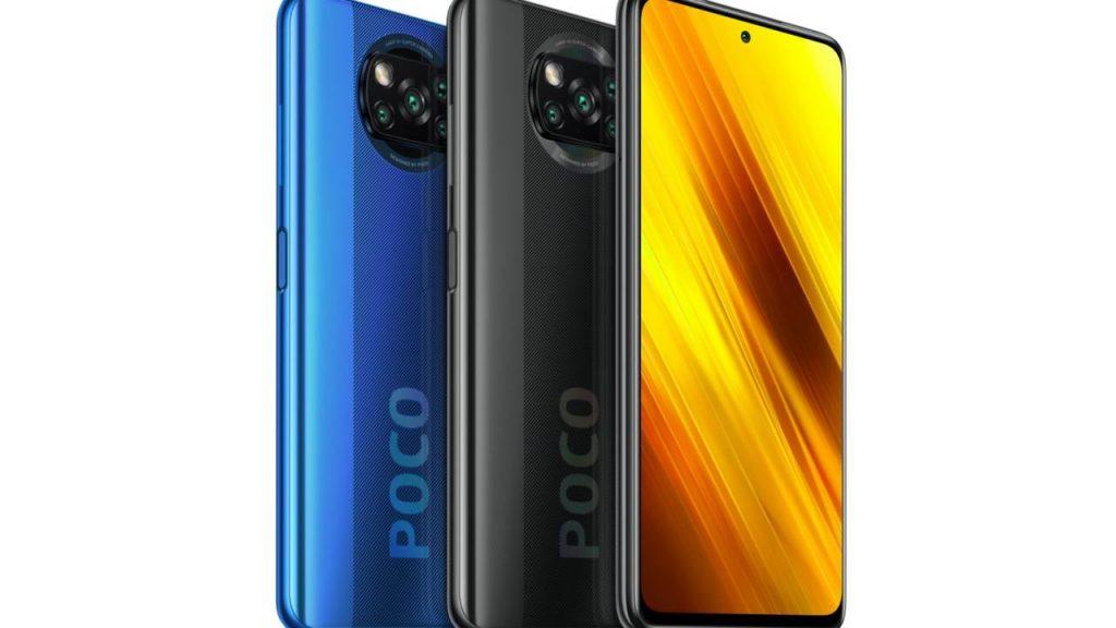Xiaomi presenta lo smartphone 'Poco X3 NFC'