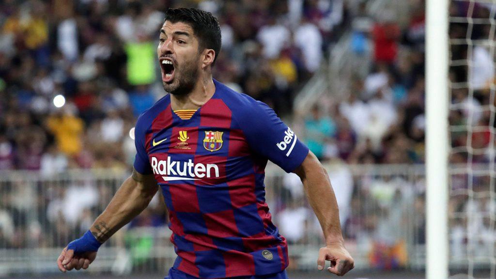 Napoli nella black list del Barcellona per Suarez