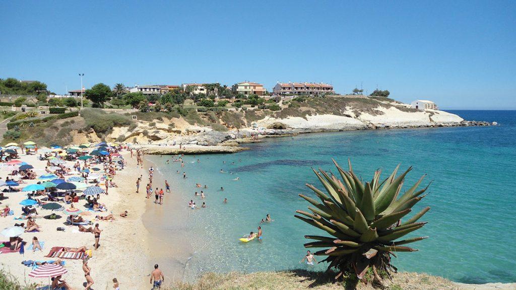 Sardegna: deceduta una signora mentre fa il bagno