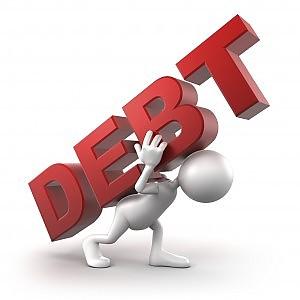 Debito pubblico: arriva a una cifra record