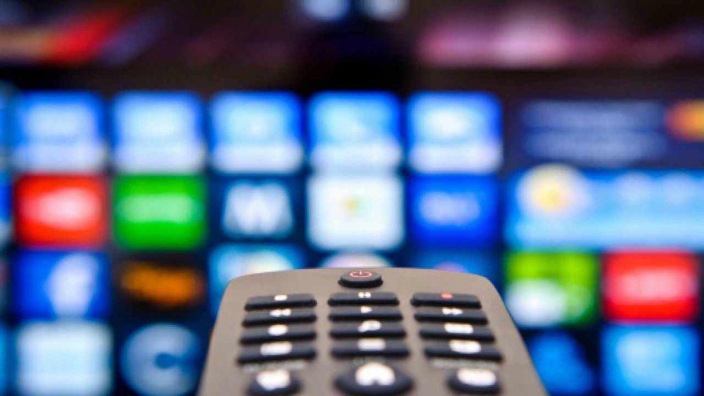 Programmazione televisiva dal 7 all'11 settembre