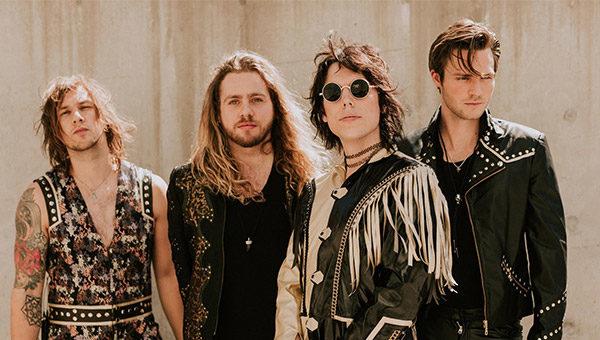 'The Struts': è stato cancellato il tour italiano