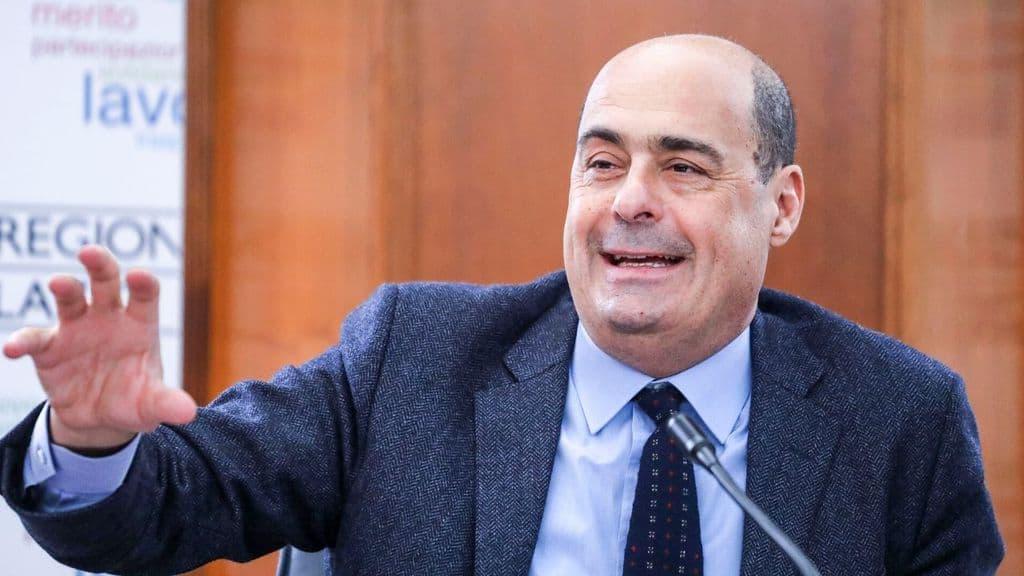 Nicola Zingaretti: subito al via per la creazione di una legge elettorale
